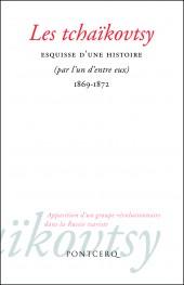 Couverture Tchaïkovtsy réédition